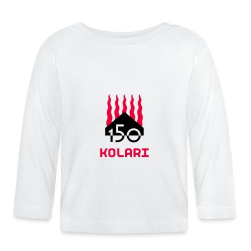 Kolari 150 - Vauvan pitkähihainen paita