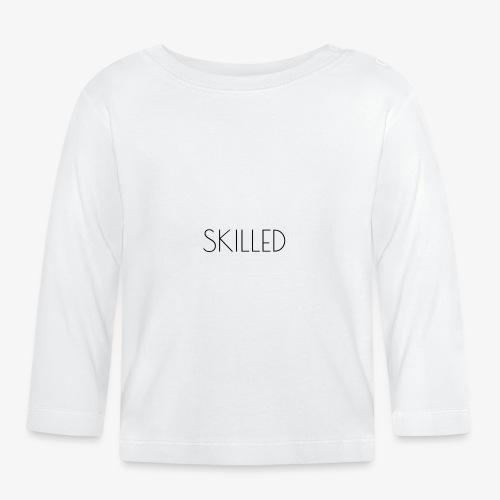 FOOTBALL FAN - Baby Long Sleeve T-Shirt