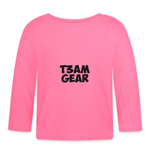 Tapis souris T3am Gear - T-shirt manches longues Bébé