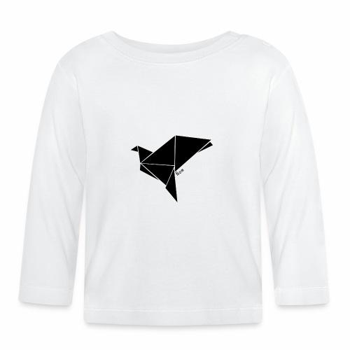 Origami - T-shirt manches longues Bébé