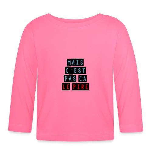 PCLP - T-shirt manches longues Bébé