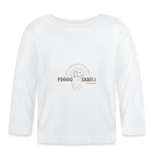 Poggio Casoli_Istituzionale - Maglietta a manica lunga per bambini