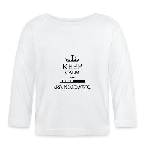keep_calm 2 - Maglietta a manica lunga per bambini