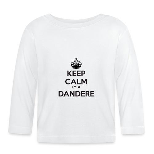 Dandere keep calm - Baby Long Sleeve T-Shirt
