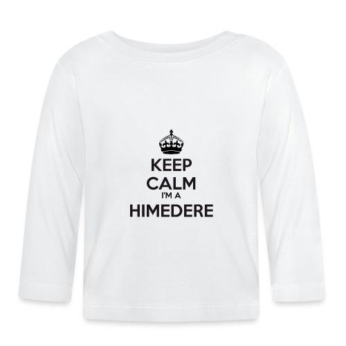 Himedere keep calm - Baby Long Sleeve T-Shirt
