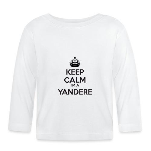 Yandere keep calm - Baby Long Sleeve T-Shirt