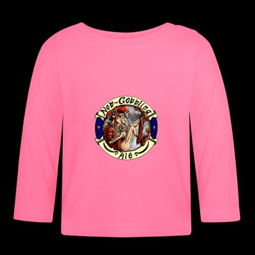Goblin Ale T-Shirt - Baby Long Sleeve T-Shirt