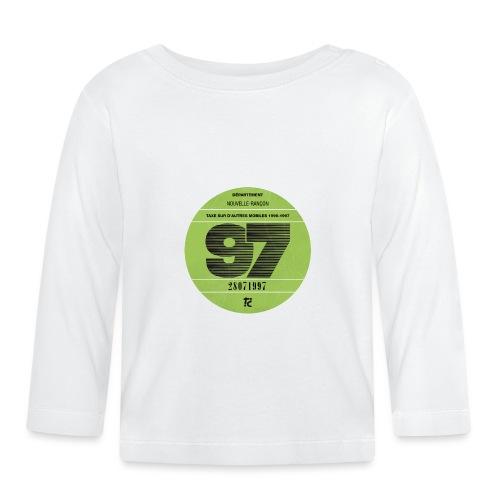 Vignette automobile 1997 - T-shirt manches longues Bébé