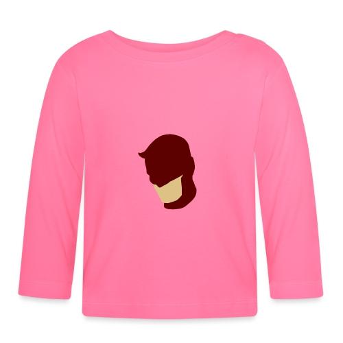 Daredevil Simplistic - Baby Long Sleeve T-Shirt