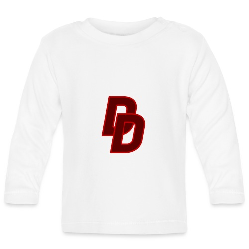 Daredevil Logo - Baby Long Sleeve T-Shirt