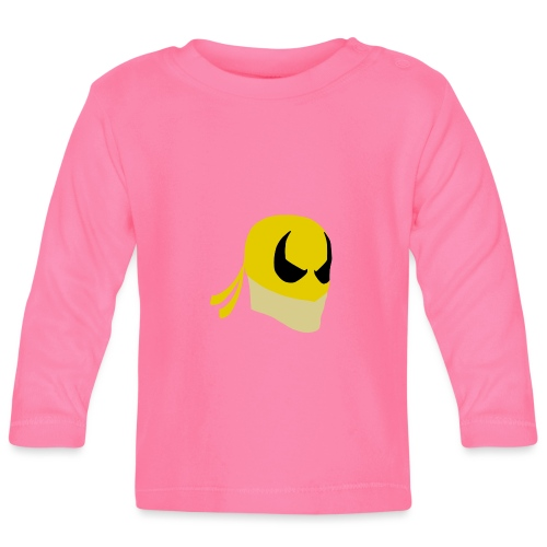 Iron Fist Simplistic - Baby Long Sleeve T-Shirt
