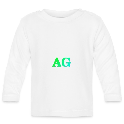ATG Games logo - Vauvan pitkähihainen paita