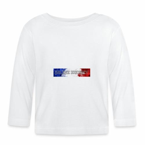 Inline Hockey France - T-shirt manches longues Bébé