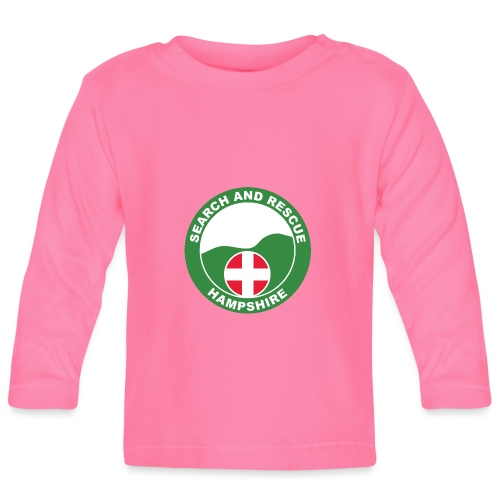 HANTSAR roundel - Baby Long Sleeve T-Shirt