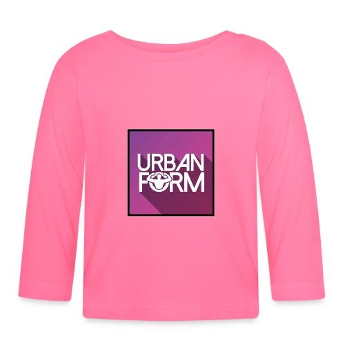 Logo URBAN FORM - T-shirt manches longues Bébé