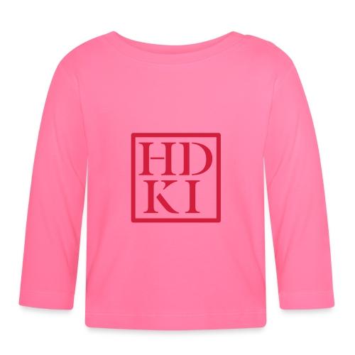 HDKI logo - Baby Long Sleeve T-Shirt