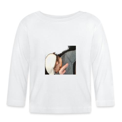 DÄb mopo Auto - Vauvan pitkähihainen paita