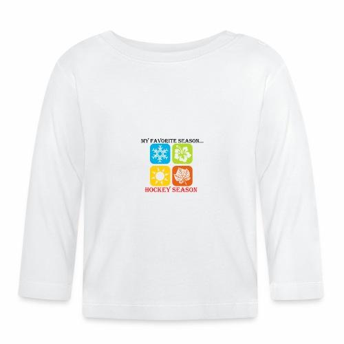 my favorite season - T-shirt manches longues Bébé