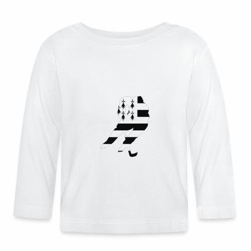 hockeyeur et breton - T-shirt manches longues Bébé