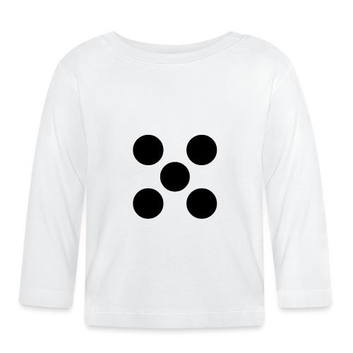 Dado - Camiseta manga larga bebé