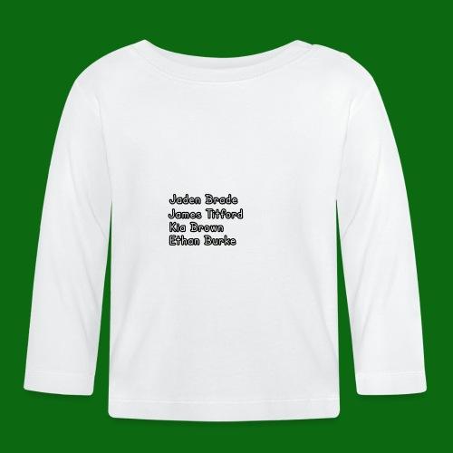 Glog names - Baby Long Sleeve T-Shirt