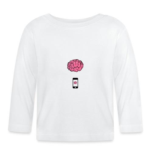 Smart not Smart - T-shirt manches longues Bébé