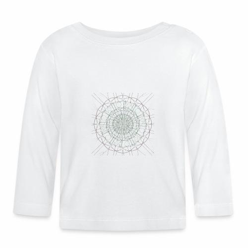 Mandala - Vauvan pitkähihainen paita