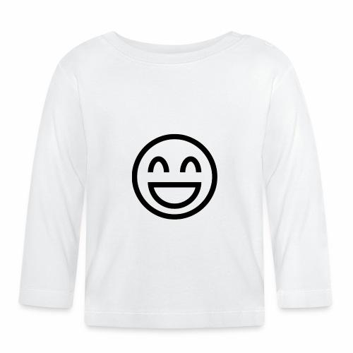EMOJI 10 - T-shirt manches longues Bébé