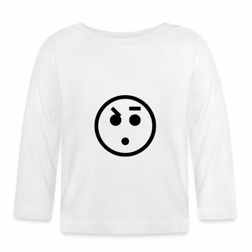 EMOJI 18 - T-shirt manches longues Bébé