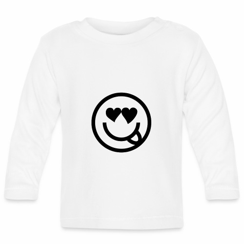 EMOJI 19 - T-shirt manches longues Bébé