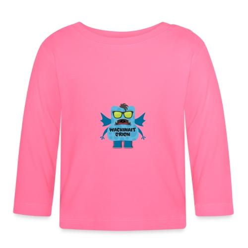 Mascota con definicion - Baby Long Sleeve T-Shirt