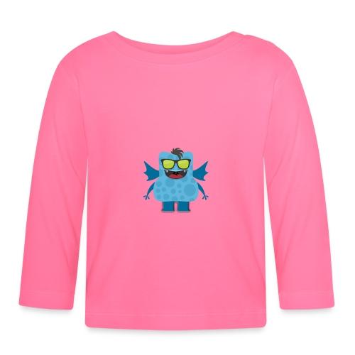 Wachinait Sonriente - Baby Long Sleeve T-Shirt