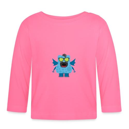 Wachinait Gritando - Baby Long Sleeve T-Shirt