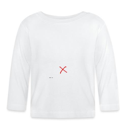 Fais chier avec tes questions - T-shirt manches longues Bébé