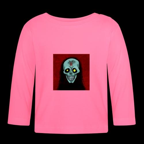Ghost skull - Baby Long Sleeve T-Shirt