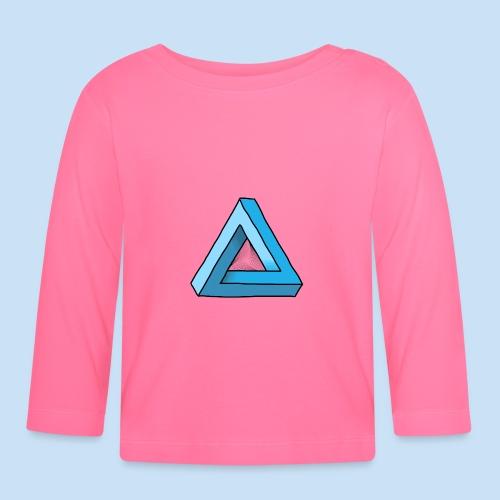 Triangular - Baby Langarmshirt