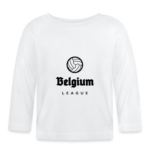 Belgium football league belgië - belgique - T-shirt manches longues Bébé