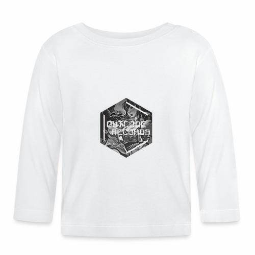 Outcode Records Art - Camiseta manga larga bebé