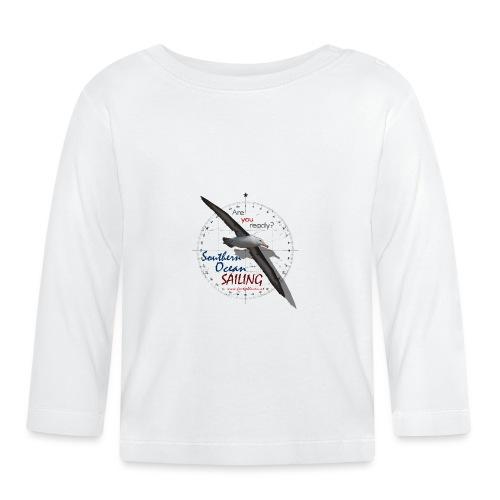 southern ocean sailing - Baby Langarmshirt