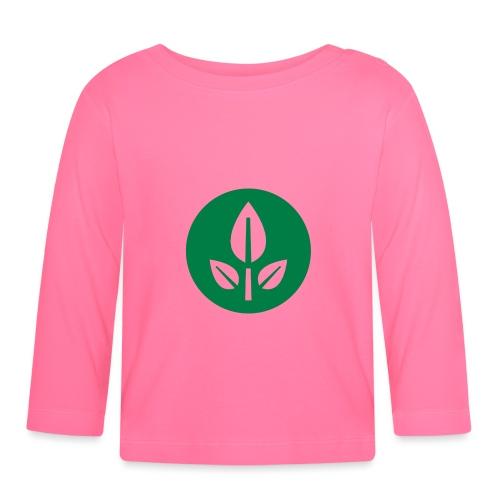 EVE Flower Plant Symbol - Baby Long Sleeve T-Shirt