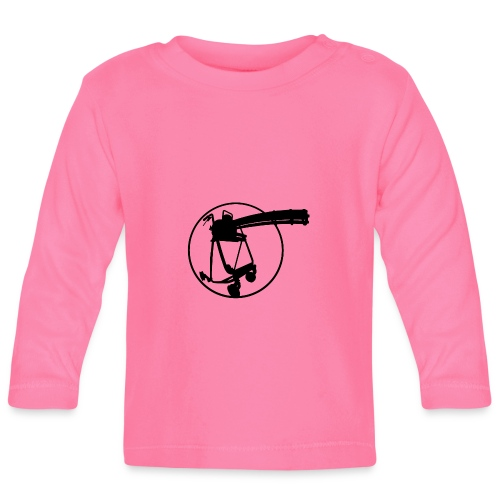 walkerminigun - Baby Long Sleeve T-Shirt