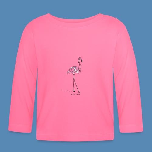Pink Sky - T-shirt manches longues Bébé
