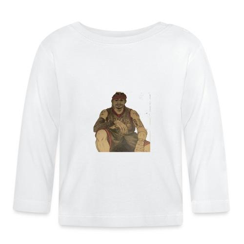 jugador - Camiseta manga larga bebé
