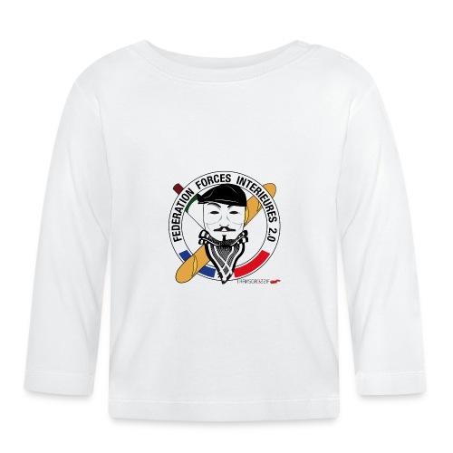 FFi Anonymous - T-shirt manches longues Bébé