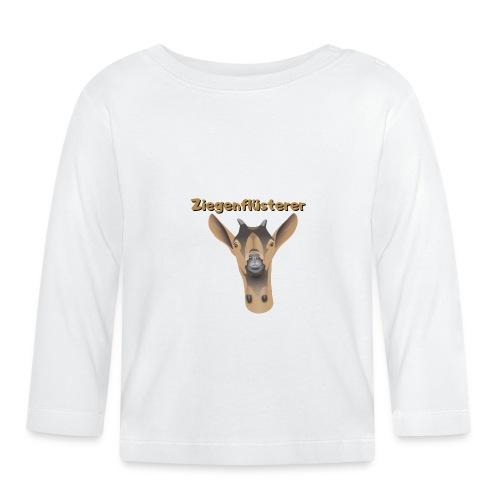Ziegenflüsterer - Baby Langarmshirt