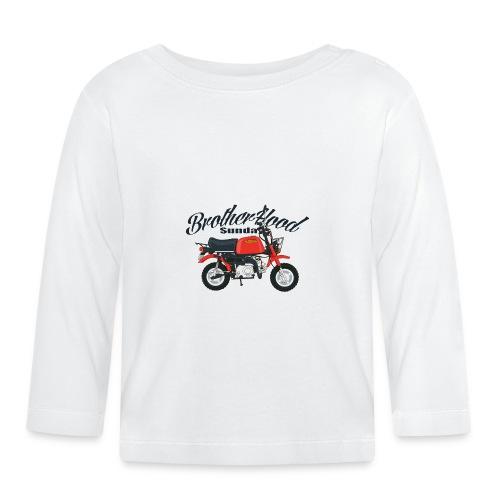 gorilla - T-shirt manches longues Bébé