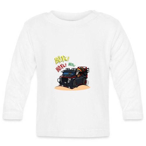 0779 BA RASTA VAN - T-shirt