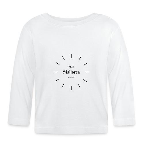 Mallorca - zeitlos gut - Baby Langarmshirt