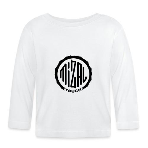 Mizal Touch Certified - Koszulka niemowlęca z długim rękawem