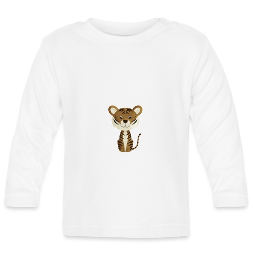 Tiger Monty - Baby Langarmshirt